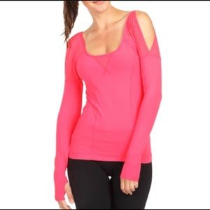 Lorna Jane Long Sleeve Excel Pullover XS